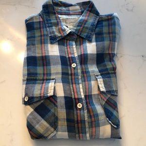 Current/Elliott button down shirt